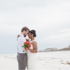 Pensacola Beach House Wedding  |  Ryan + Shera