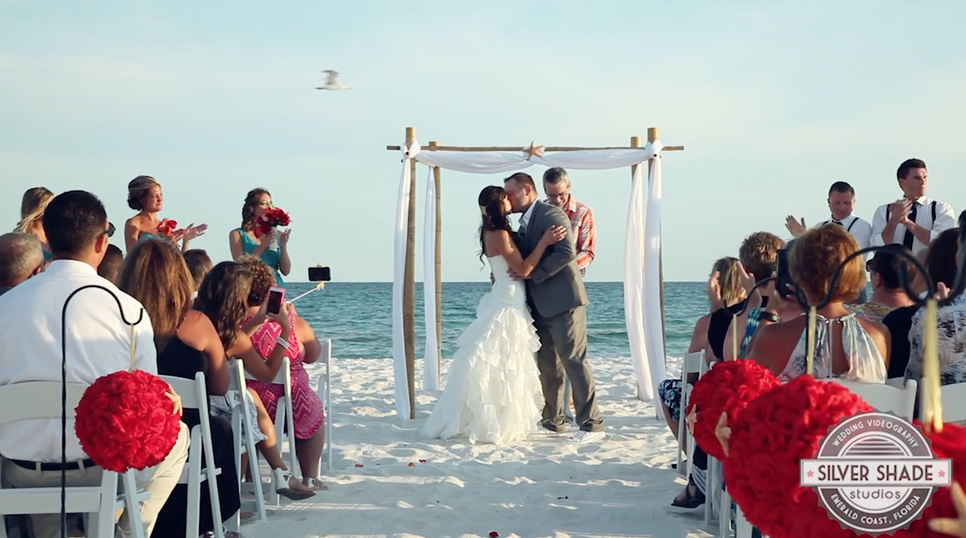 Hilton Pensacola Beach Wedding Sam Trista
