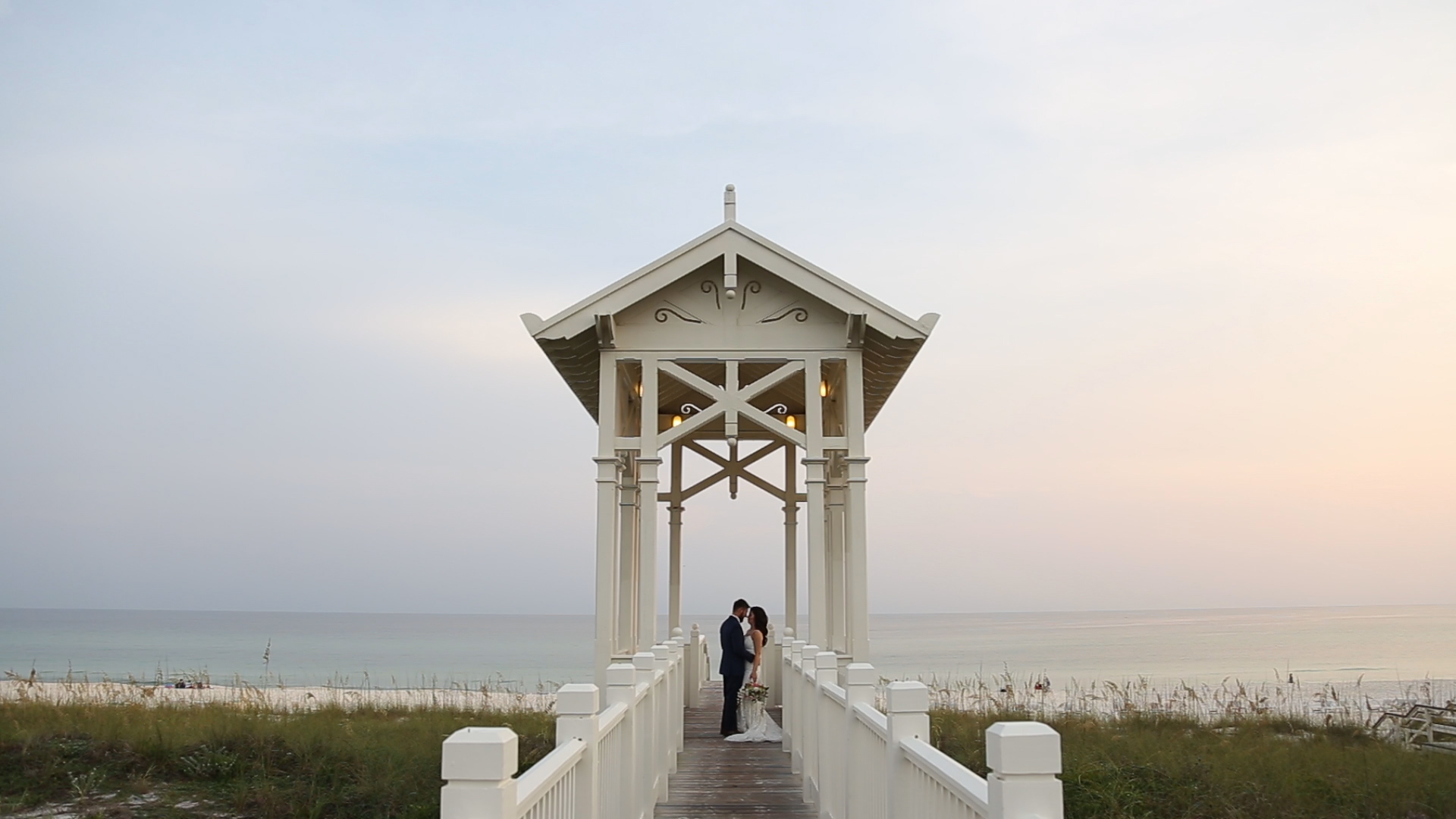 Carillon Beach Wedding Film Tanner Chris